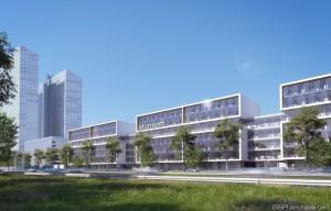 Microsoft Deutschland_neue Unternehmenszentrale