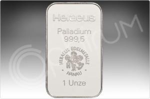 1 Unze Palladium