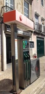 Öl_Portugal_Tankstelle