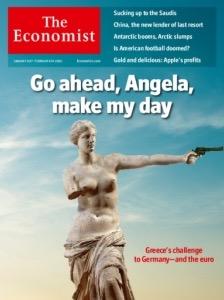 Merkel Griechen