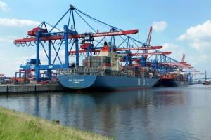 K+S_Konjunktur_Containerterminal Altenwerder