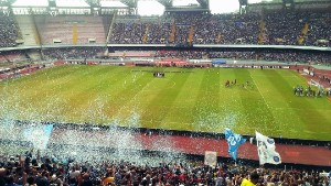 Fußball_Neapel_Italien_Fotor