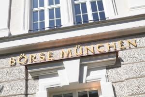 Börse_München_Schriftzug